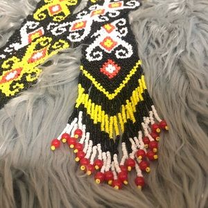 Accessories - Handmade Beaded Belt or Scarf
